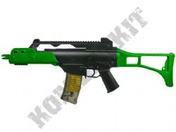 M41L BB Gun G36 Replica Spring Airsoft Tactical Rifle 2 Tone Colour